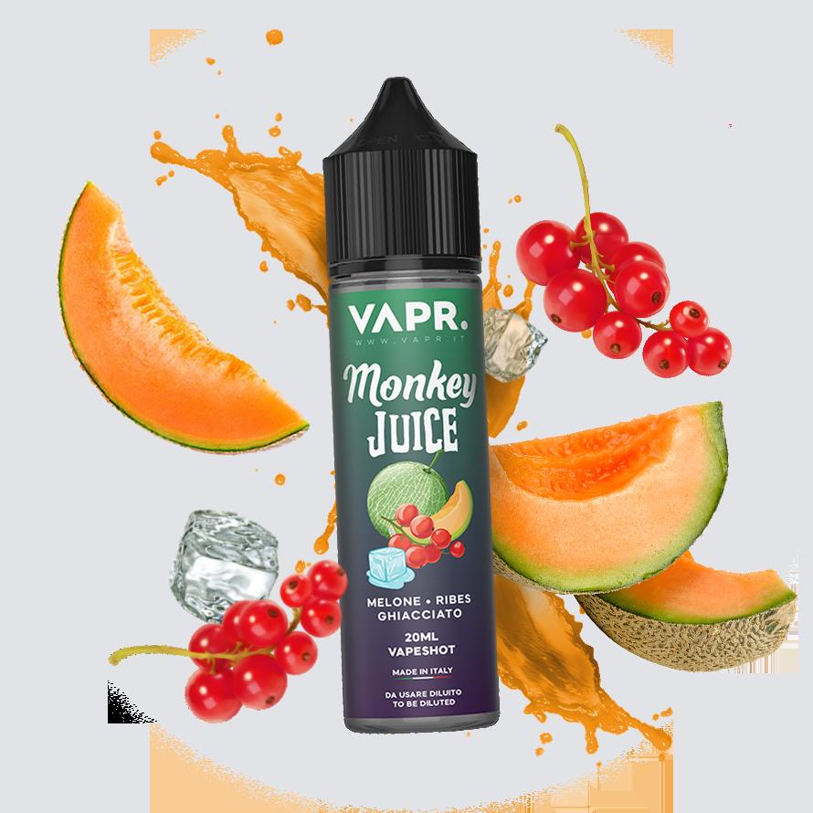 aroma fruttato fresco vapeshot