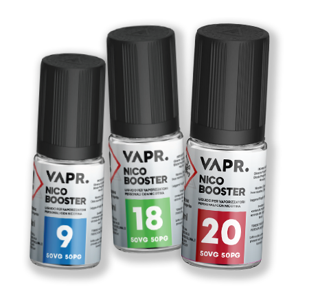 liquidi base con nicotina per sigaretta elettronica