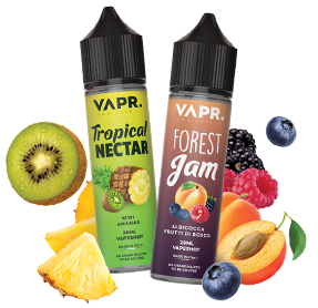 vapeshot aromi bassa concentrazione