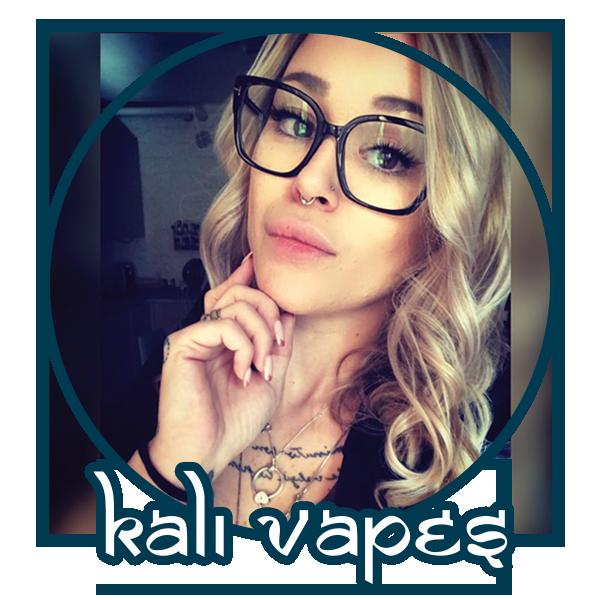 Youtube blogger Kali Vapes