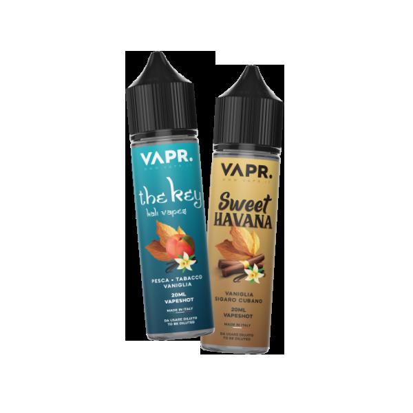 aroma scomposto tabaccoso